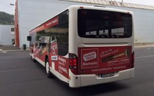 Bus Sonderpreis Baumarkt Meinigen und Zella-Mehlis 02