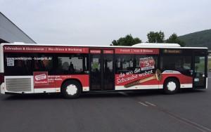Bus Sonderpreis Baumarkt Meinigen und Zella-Mehlis 03